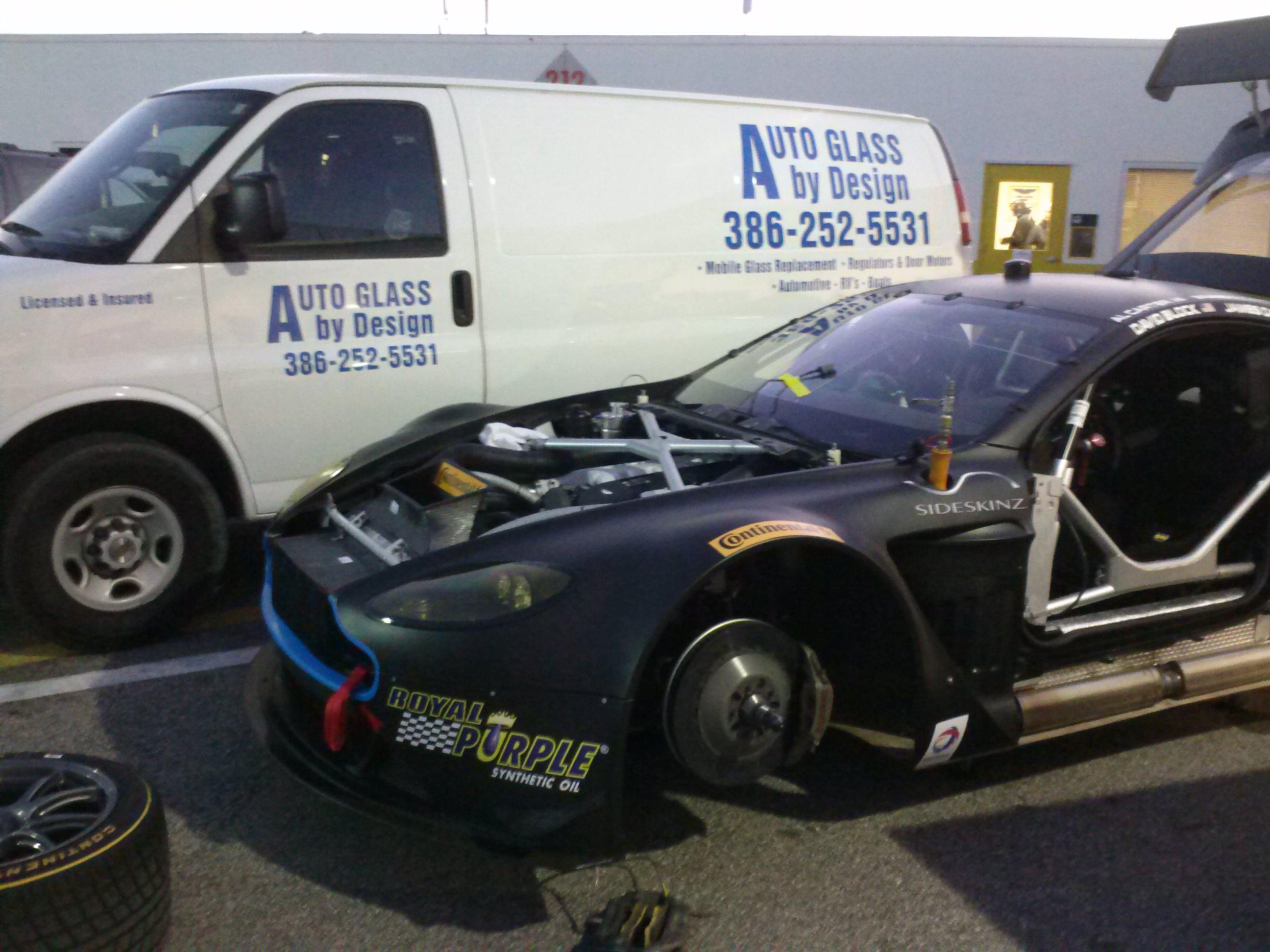 Auto Glass Repair in Palm Coast, Florida