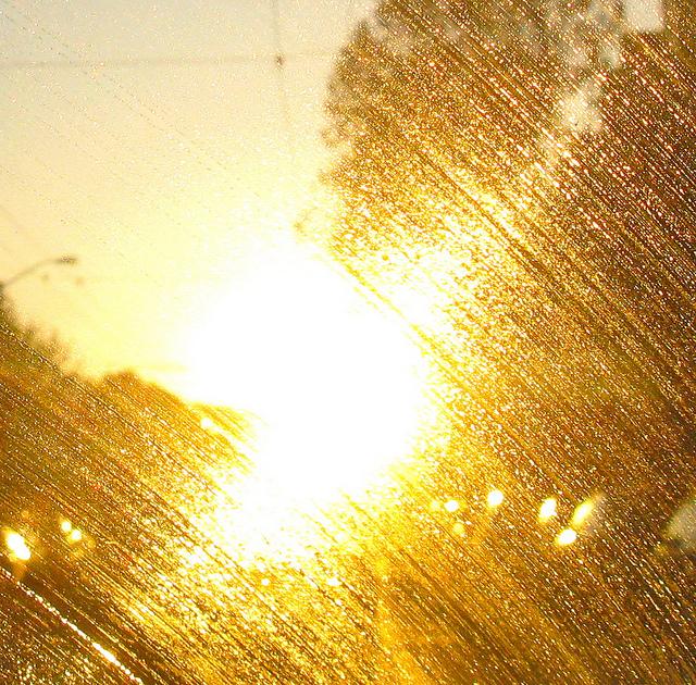Auto Windshield Glare in Palm Coast, Florida